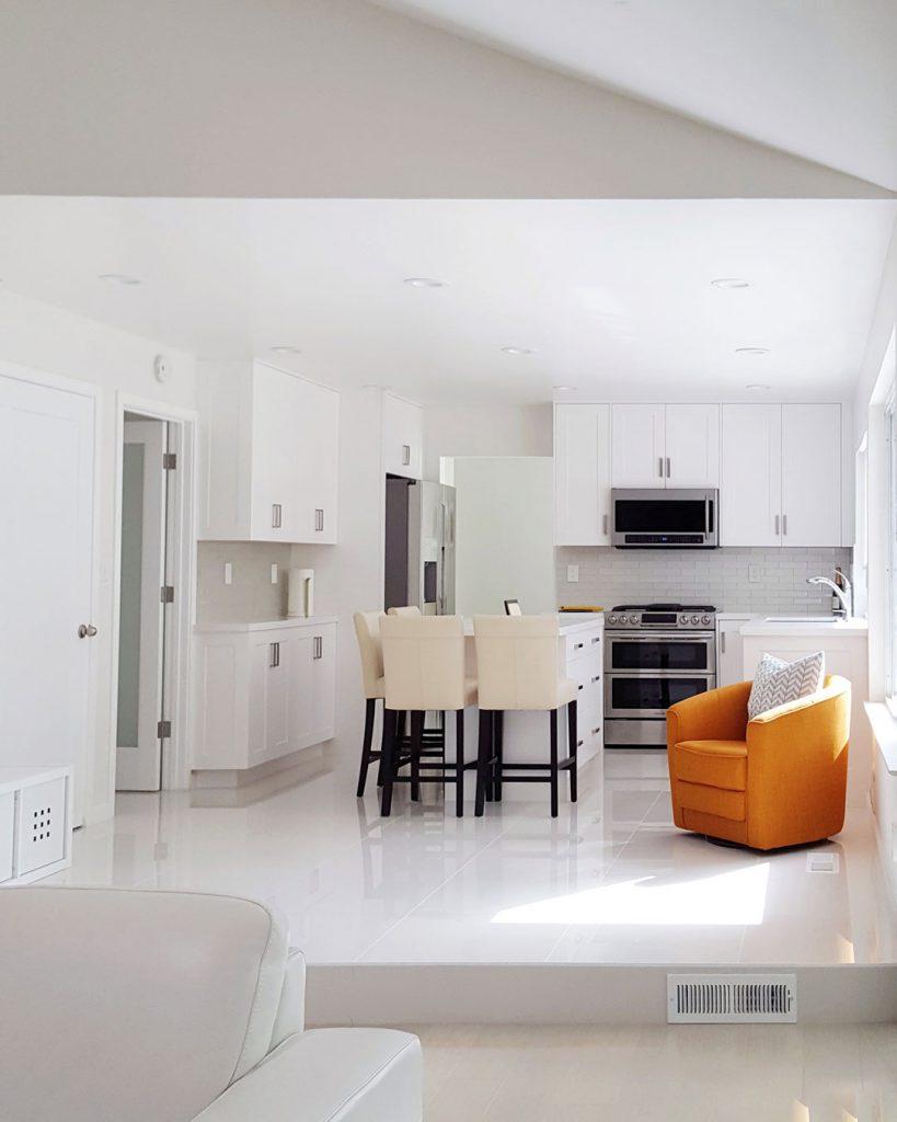 Interior Design in Fremont, California