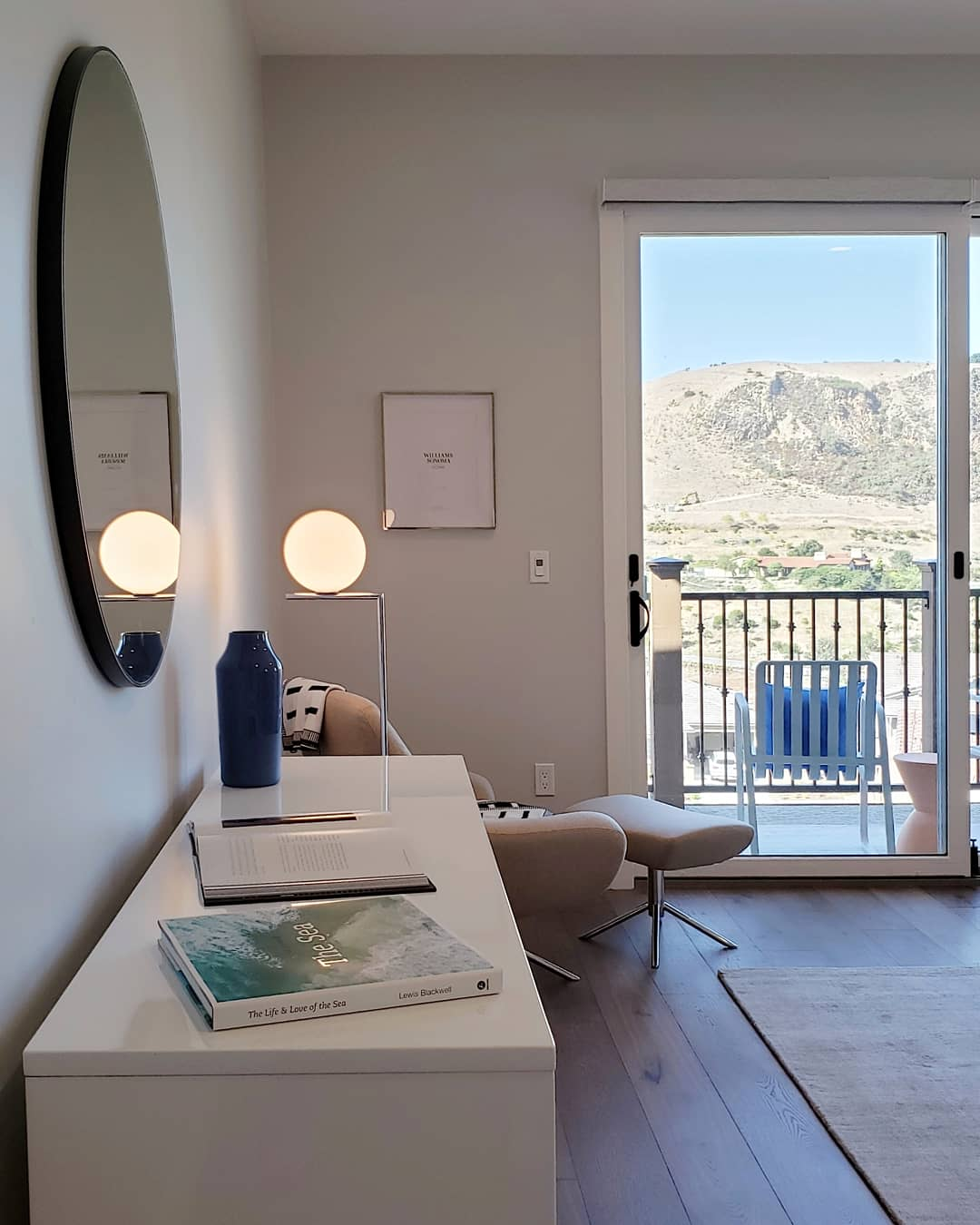 Modern Bedroom By SF Bay Area Interior Designer.